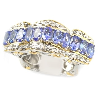 Michael Valitutti Tanzanite Ring