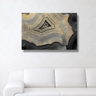 Dubbio Geode' Canvas Art