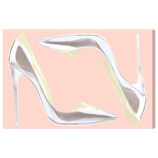 Cinderella's Shoes' Canvas Art