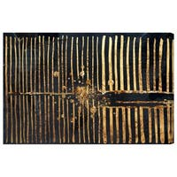 Oliver Gal 'Love Force Field Night'  Canvas Art