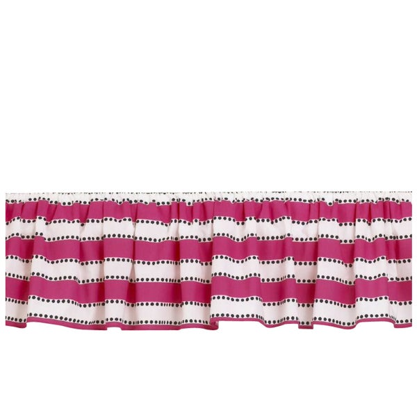 Hottsie Dottsie Bed Skirt