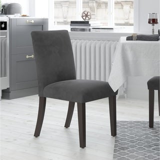 Skyline Furniture Premier Charcoal Uptown Dining Chair