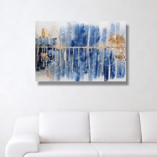 Path to You Gold' Canvas Art