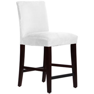 Skyline Furniture Premier White Uptown Counter Stool