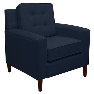 Skyline Furniture Klein Midnight Arm Chair