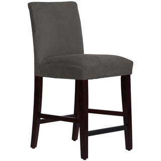 Skyline Furniture Premier Charcoal Uptown Counter Stool