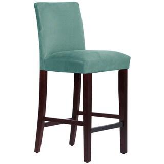 Skyline Furniture Bar stool in Microsuede Tidepool
