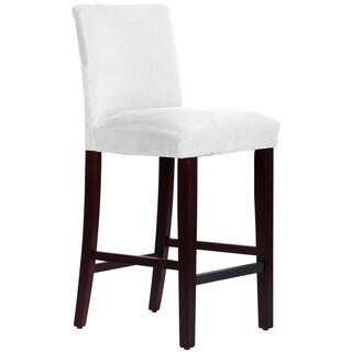 Skyline Furniture Premier White Uptown Barstool
