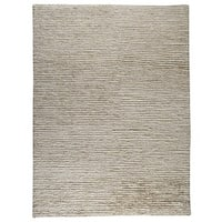 Handmade M.A.Trading Nature White Rug (5'6 x 7'10) (India)