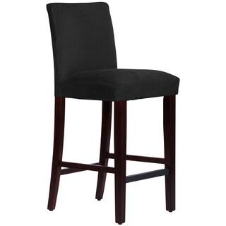 Skyline Furniture Premier Black Uptown Barstool