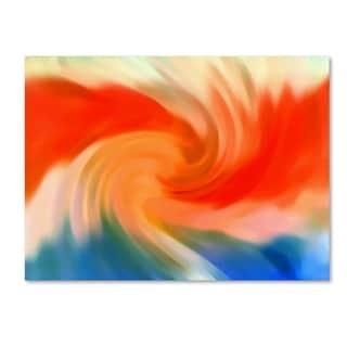 Amy Vangsgard 'Storm At Sea 2' Canvas Wall Art