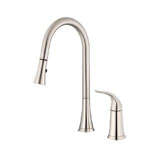 Danze Antioch Widespread Kitchen Faucet D459022SS Stainless Steel