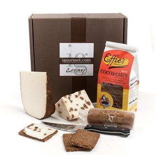 igourmet Chocolate Cheese Gift Box