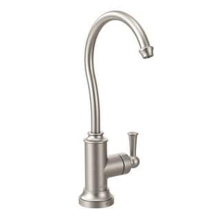 Moen Single-hole Bar Faucet S5510SRS Spot Resist Stainless