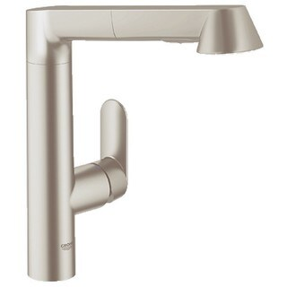 Grohe K7 Single-hole Kitchen Faucet 32178DC0 SuperSteel