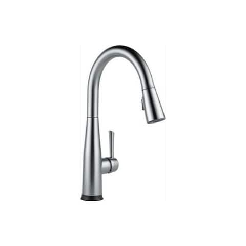 Delta Single Handle Pull-Down Kitchen Faucet with Touch2O Technology