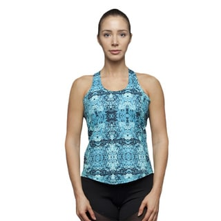 Women's Abstract Print Tank