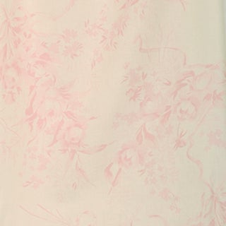 Heaven Sent Girl Pink Floral Print Fabric (3 Yards)