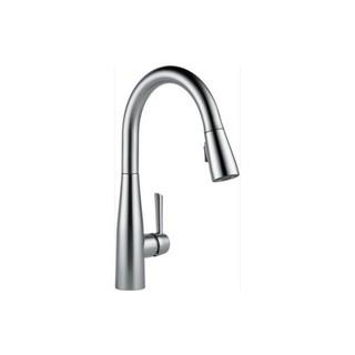 Essa Single Handle Pull-down Kitchen Faucet