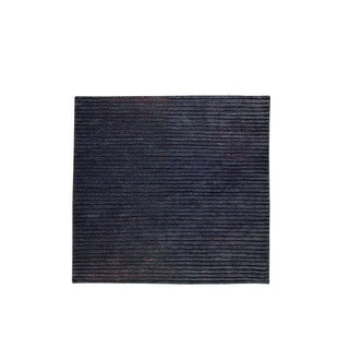 M.A.Trading Hand-woven Goa Grey Rug (5'6 x 7'10) (India)