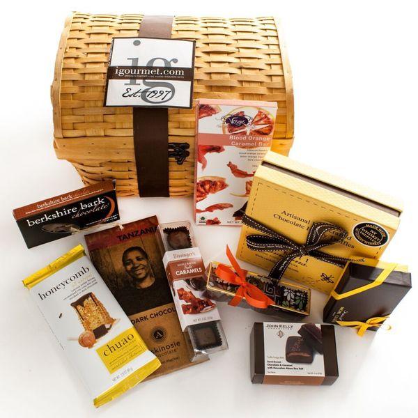 igourmet American Artisan Chocolate Gift Chest