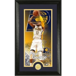 Paul George Supreme Bronze Coin Photo Mint