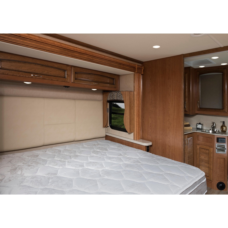 Blissful Journey RV Pillow Top Short King-size Innersprin...
