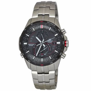 Casio Men's EQSA500DB-1A Edifice Black Watch