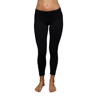 Women's Ankle Cutout Athletic Leggings