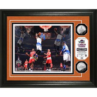 LeBron James 2016 NBA All-Star Game Silver Coin Photo Mint