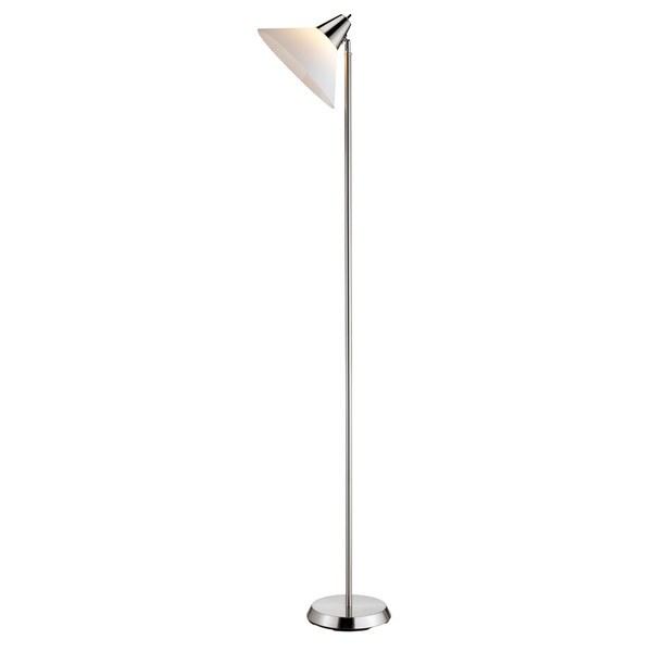 Laurel Creek Kole Swivel Metal Floor Lamp