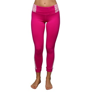 Women's Colorblock Panel Athletic Leggings