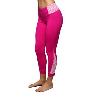 Women's Colorblock Panel Athletic Leggings