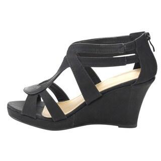 Beston Cc29 Wedge Sandals