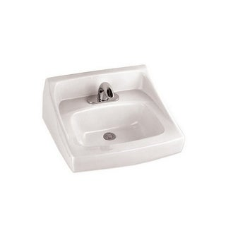 Toto Wall Mount Vitreous China 21.00 18.25 Bathroom Sink LT307.4#01 Cotton