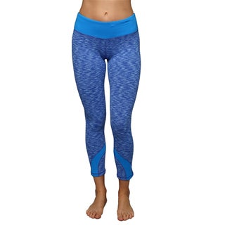 Women's Heathered Athletic Leggings