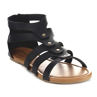 Beston Cb81 Women's Gladiator Sandals