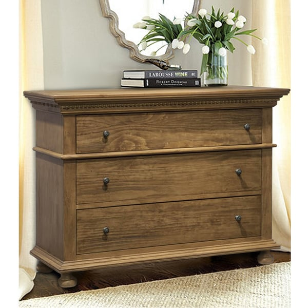 28b9ce19a457 Shop Addington Hill 3 Drawer Chest - On Sale - Free Shipping Today ...