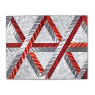 Aluminum Override Wall Art
