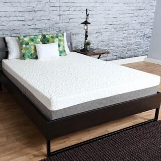 Premier Sleep Products Medium Firm 10 inch twin size Graphite Gel Memory Foam Mattress