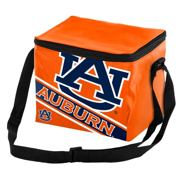 Auburn Tigers 6-Pack Cooler