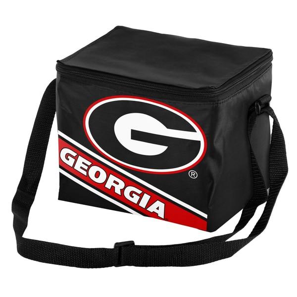 Georgia Bulldogs 6-Pack Cooler