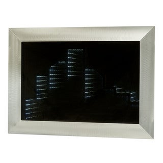 Aluminum Nightline Wall Graphic