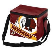 Washington Redskins 6-Pack Cooler