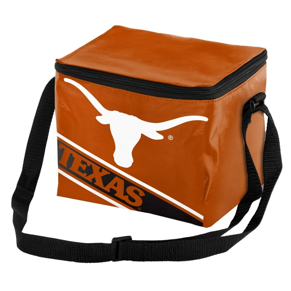Texas Longhorns 6-Pack Cooler
