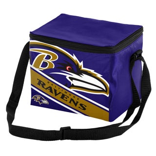 Baltimore Ravens 6-Pack Cooler