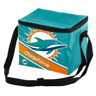 Miami Dolphins 6-Pack Cooler