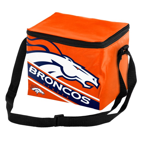 Denver Broncos 6-Pack Cooler