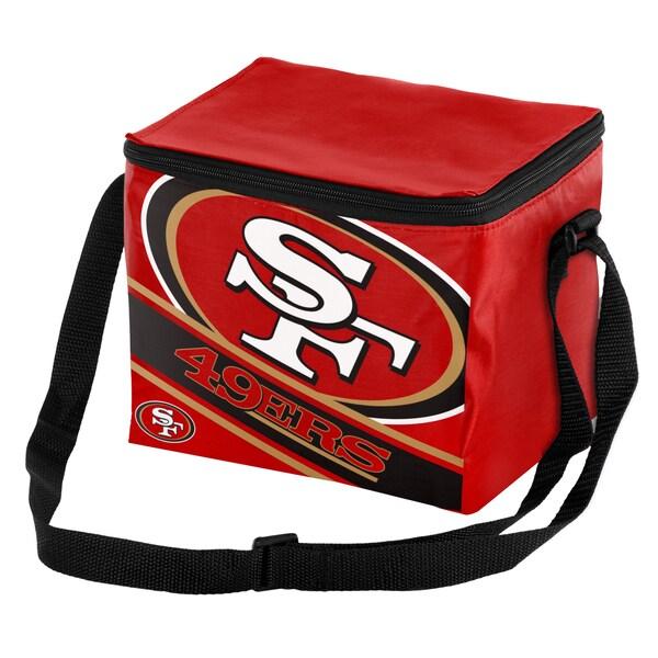 San Francisco 49ers 6-Pack Cooler