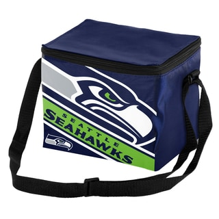 Seattle Seahawks 6-Pack Cooler